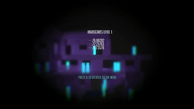 Una delle schermate di gioco