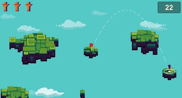 PixelFlood_IndieQuiltGameJam_Games_Blopathon_Game