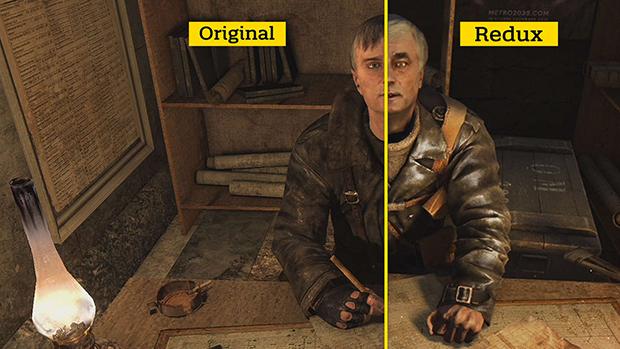 PixelFlood_metroredux_recensione_comparison