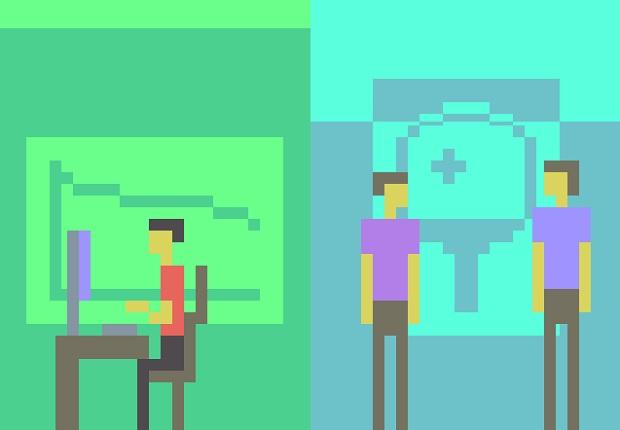 PixelFlood_GameJam_RuinJam_Games_TheStartupGame