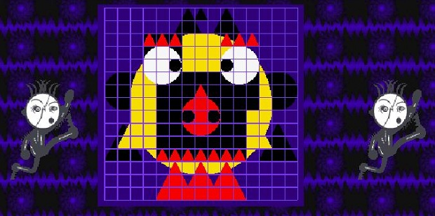 PixelFlood_RhythmNFace_OsamuSato_AsmikAce_Rubriche_IlCelacAntro_Retro4