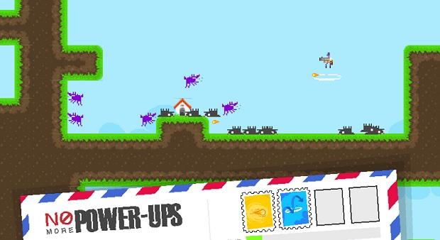 PixelFlood_News_Article_Articolo_PCMacLinux_NoMorePowerUps_KanoJaws_RisingPixel_Game_Games_Indie_italian