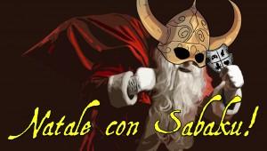 Natale con Sabaku!