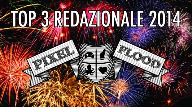 Pixel Flood Top 3 2014
