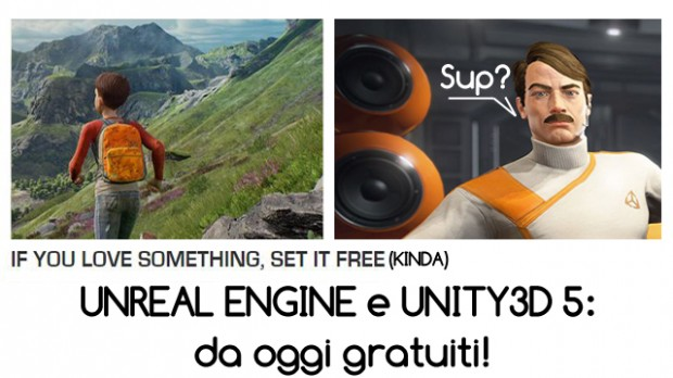 Unity & Unreal
