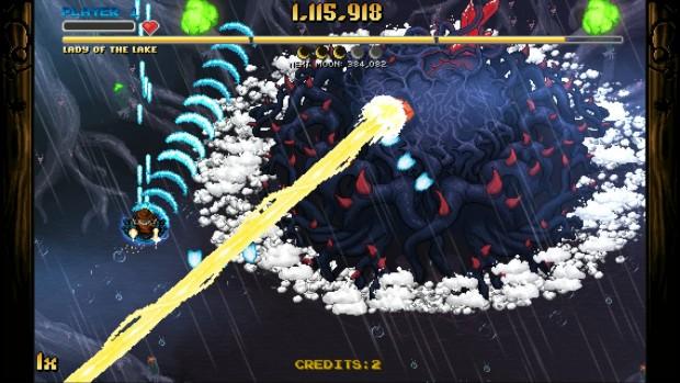 Fare degli screenshot belli in questo gioco non è facile.