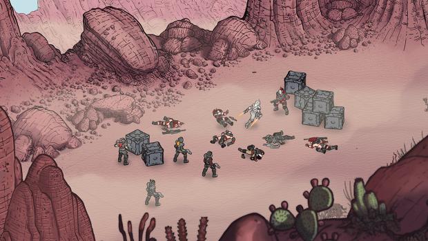 Bedlam - Screenshot 2