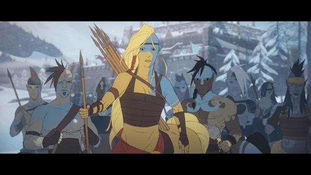 The Banner Saga 2 - Screen 1