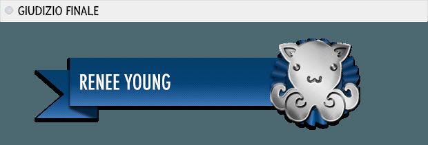 WWE 2K16 premi: Renee Young argento