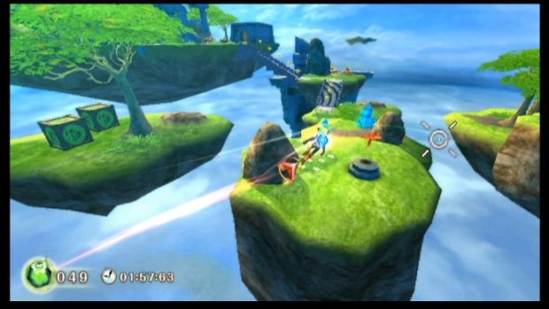 Immagine della versione Wii del gioco.