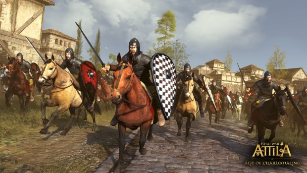 Le aspre cavallerie mittel-europee