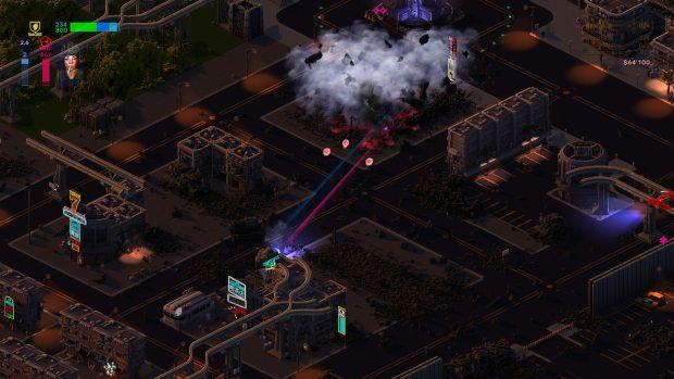 Le armi che avremo a disposizione vanno dai raggi laser ai più tradizionali cannoni. Ce n'è per tutti i gusti.