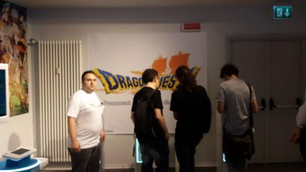 Dragon Questo VII - Nintendo Showcase