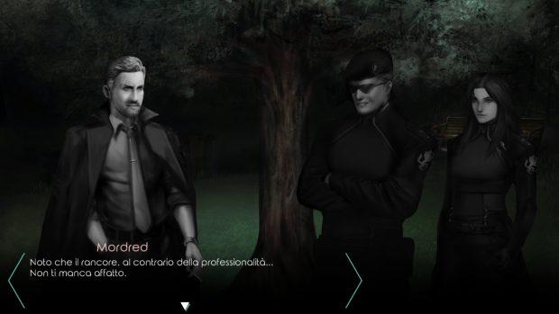 I rapporti umani saranno un aspetto centrale del gioco, e saranno determinati dalle scelte del giocatore.