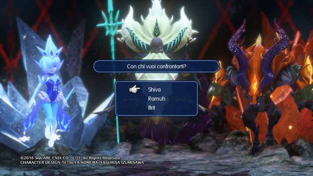 """Charmander, Squirtle o Bulbasaur?"" - Final Fantasy Edition"
